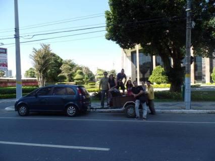 A CTRC chegou na cidade de Campos!
